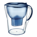 Aquavero Water Filter Pitcher - Aspen Blue